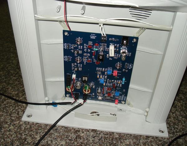 超市防盗磁门两个门都接电源吗
